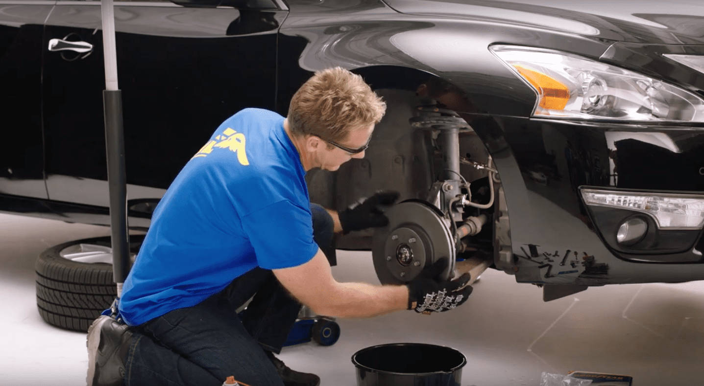 Changing Your Brakes
