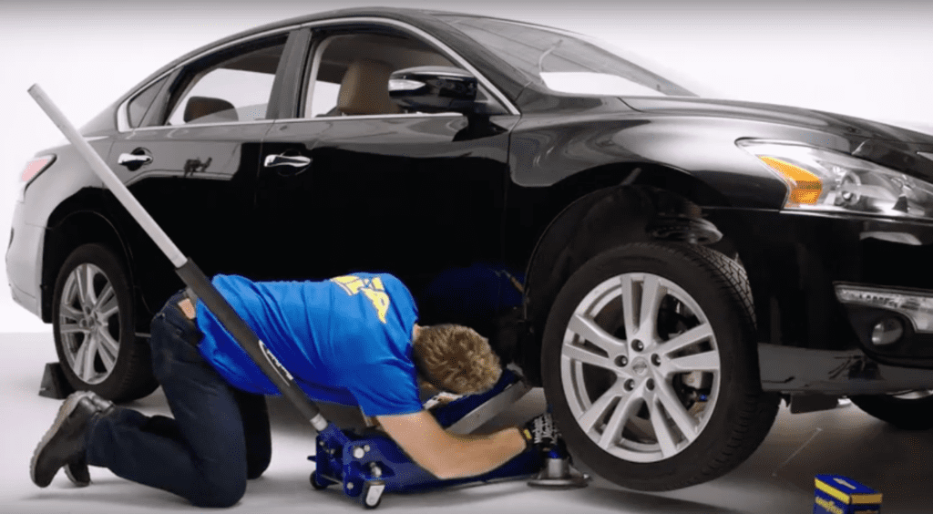 How To Change Your Brakes - Jack