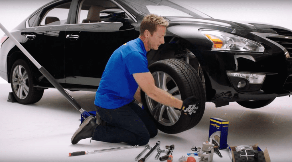 How to change your brakes - remove tire