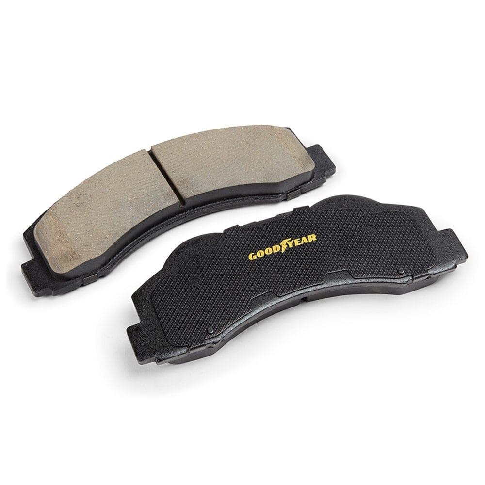 brake pads goodyear brakes