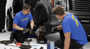 Complete Brake Job
