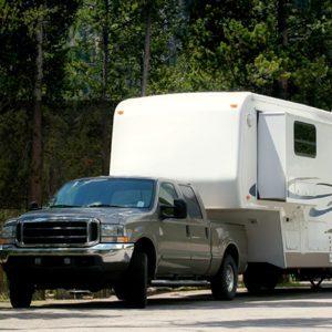 Towing Camper