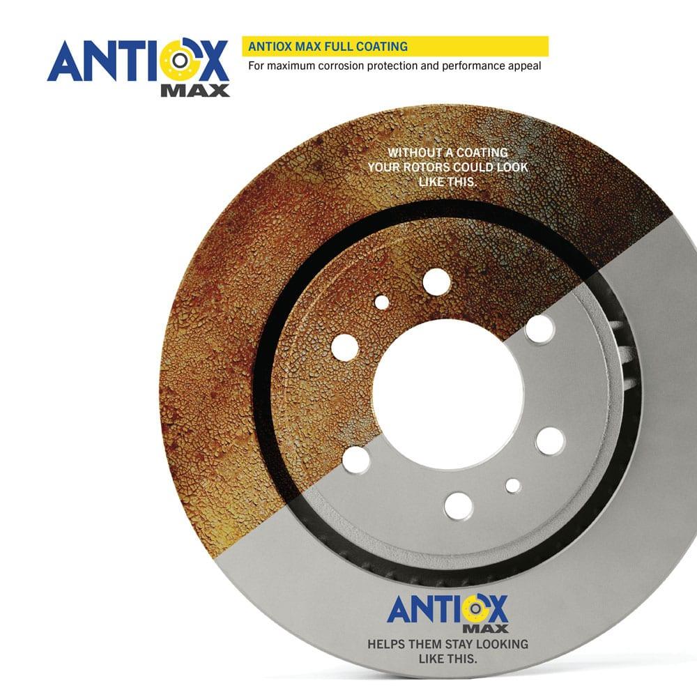 Antiox Max Coating Comparison