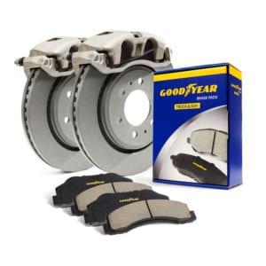 Goodyear Brakes Brake Bundle