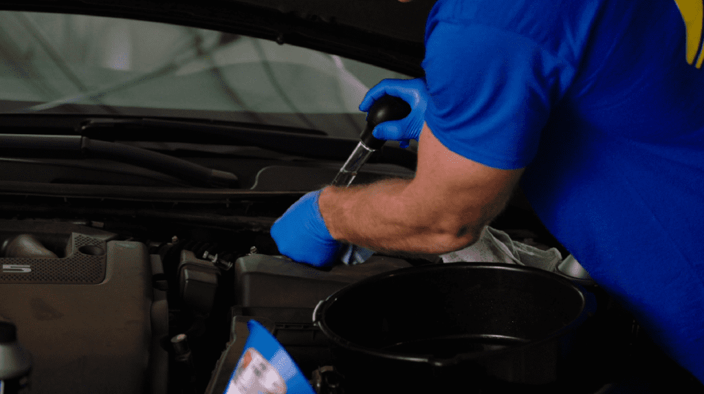 Checking Your Brake Fluid